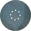 Шлифовальный круг 225 мм ромбовидный, наждачный круг на липучке с отверстиями, наждачка для шлифмашины жираф, фото 2