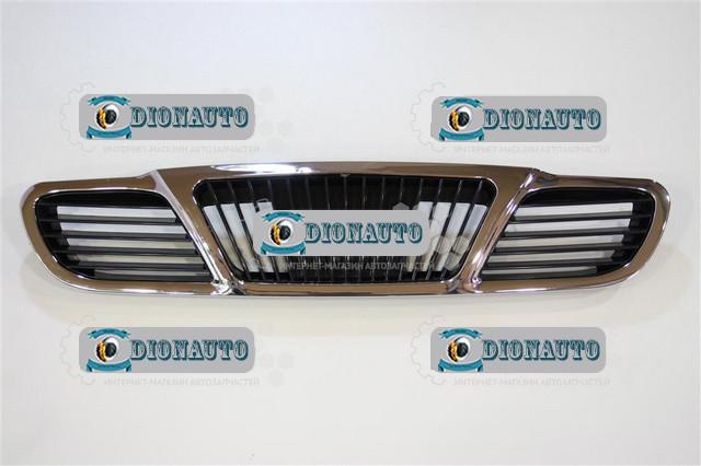Решетка радиатора Ланос, Сенс Chevrolet Lanos (96215294)