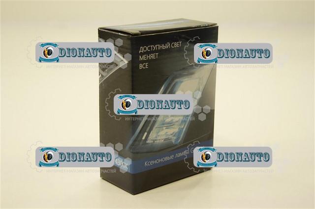 Лампа автомобильная Н11 ксенон Galaxy (4300К) к-т  (4300К АС)