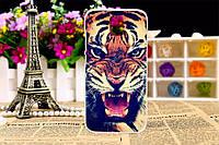 Чехол с рисунком для Umi Rome Тигр