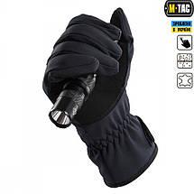 Перчатки Tactical Waterproof тёмно синие, фото 3