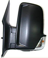 Зеркало заднего вида Sprinter/Crafter 06- L  механика