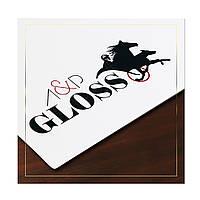 Дизайн логотипа для компании A&P GLOSS (зоотовары, товары для животных и людей, спортивные товары)