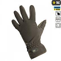 Перчатки Tactical Waterproof оливковые, фото 2