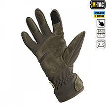 Перчатки Tactical Waterproof оливковые, фото 3