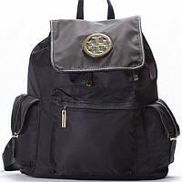 Женский рюкзак Tory Burch  черного цвета