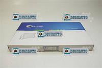 Радиатор кондиционера Авео 1.5,1.6 Лузар с ресивером после 2005 Aveo 1.4 16V LT (96834083)