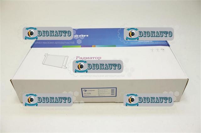 Радиатор охлаждения 2190 алюм Лузар Lada Granta-2190 (21900-1301012-01)