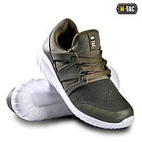 Кроссовки Trainer Pro оливковый/белый, фото 1