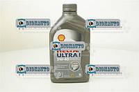 Масло SHELL Ultra 5W40 L 1л (синтетика)  (5W40)