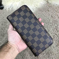 Бумажник Louis Vuitton Zippy Vertical Gold