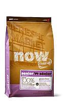 Сухой беззерновой корм «Now! Контроль веса. С индейкой, уткой и овощами» (для взрослых кошек) 7,26кг