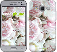 "Чехол на Samsung Galaxy Core Prime G360H Пионы v2 ""2706c-76-532"""