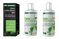 Удобрение для аквариумных растений Dennerle Carbo Elixier BIO 500 мл