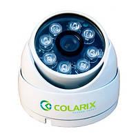 COLARIX IP камера охранного видеонаблюдения COLARIX CAM-IOF-008 1Мп, f3.6мм.