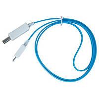 COLARIX Кабель USB/micro USB с подсветкой