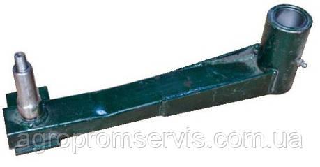 Рычаг натяжного шкива вариатора ходовой части комбайна СК-5 НИВА 54-0-124-1-2А, фото 2