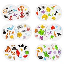 Настольная карточная игра Dobble (Доббл, Доббль, Дабл, Добл), фото 3