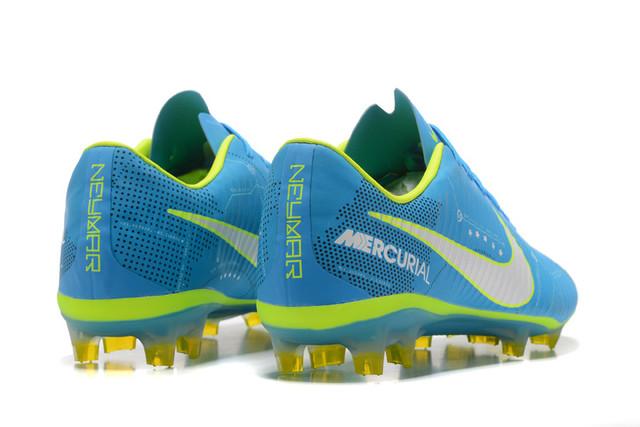 Купить Футбольные бутсы Nike Mercurial Vapor XI Neymar FG Blue Orbit ... efe15d573e97f