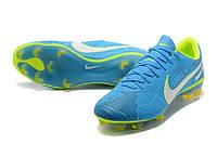 Футбольные бутсы Nike Mercurial Vapor XI Neymar FG Blue Orbit/White/Armory Navy