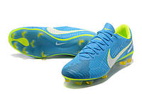 Футбольные бутсы Nike Mercurial Vapor XI Neymar FG Blue Orbit/White/Armory Navy, фото 1