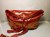 Сумка для женщин «Блеск» красного цвета