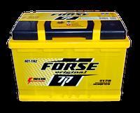 Аккумулятор FORSE 6СТ 77А2 760 А (EN) прав+