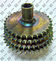 Блок звездочек Kuhn Planter N01685A0 аналог