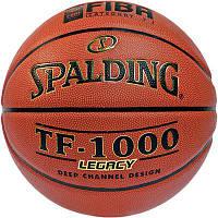 Баскетбольный мяч Spalding BEKO BBL (Germany) TF1000 Legacy FIBA
