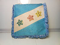 Оригинальная детская голубая сумочка