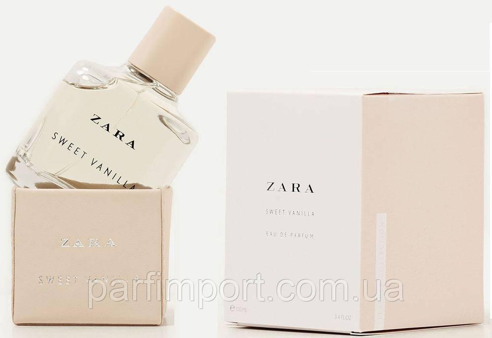 Vanilla 100 Zara Edp Mlоригинал Подлинник Sweet QdsrxBhtC