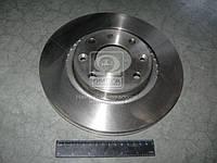 Диск тормозной CITROEN/PEUGEOT C2/C3/C5/PARTNER передний вентилируемый(производитель ABS) 17336