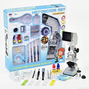 Микроскоп детский с проектором