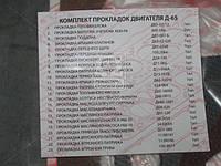 Ремкомплект двигателя Д 65 (23 наименования) (полный комплект) (производитель Украина) Р/К-100065