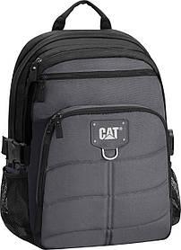 Рюкзак полиестер черный/антрацит 83435.172 Cat