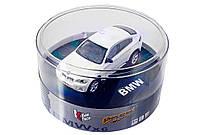 Машинка на радиоуправлении 1:43 лиценз. BMW X6 (белый), фото 1