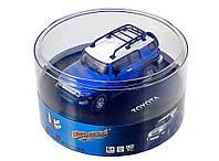 Машинка микро р/у 1:43 лиценз. Toyota FJ (синий), фото 1