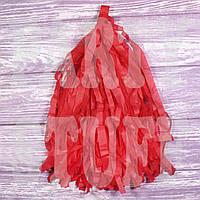 Гирлянды тассел малиновый, 35 см, 5 шт