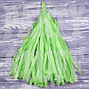 Гирлянды тассел светло-зеленый, 35 см, 5 шт