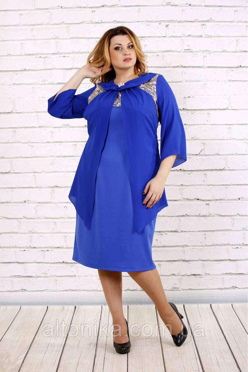Женское нарядное платье / 42-74