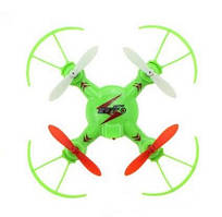 Квадрокоптер нано р/у 2.4ГГц WL Toys V646-A Mini Ufo (зеленый)