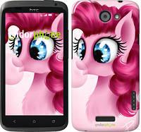"Чехол на HTC One X+ Pinkie Pie v3 ""3549c-69-532"""