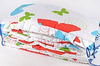 Детский защитный комплект в кроватку (Арт. AN091)