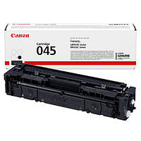 Заправка картриджа Canon 045 black для принтера i-sensys LBP611Cn, LBP613Cdw, MF631Cn, MF633Cdw