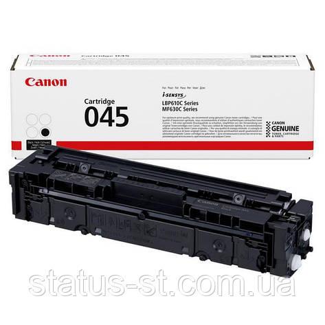Заправка картриджа Canon 045 black для друку i-sensys LBP611Cn, LBP613Cdw, MF631Cn, MF633Cdw, фото 2