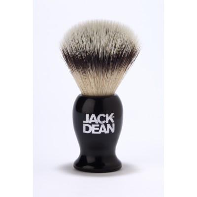 Denman, Jack Dean. Пензель для гоління з синтетичної щетиною. Помазок.