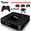 TV Box Tanix TX3 mini 2/16GB - мощный медиаплеер для ТВ, Wi-FI, Bluetooth, RCA / HDMI