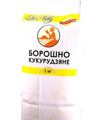 Мука кукурузная  без глютена 1 кг