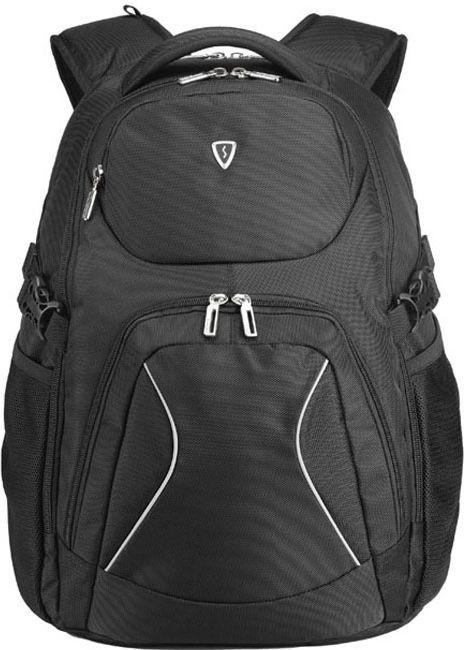 """Рюкзак для ноутбука 17"""" Sumdex PON-379BK черный"""