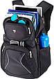 """Рюкзак для ноутбука 17"""" Sumdex PON-379BK черный, фото 4"""
